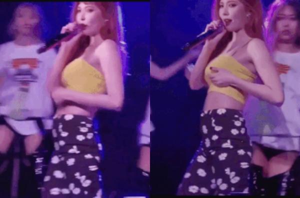 Năm lần bảy lượt khoe thân quá đà trên sân khấu, 'nữ hoàng quyến rũ' HyunA khiến người hâm mộ 'cạn lời' 5