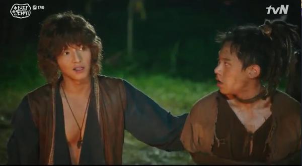 'Arthdal Chronicles' tập 17: Jang Dong Gun và Kim Ok Bin trở mặt, Song Joong Ki nổi dậy đấu tranh 2
