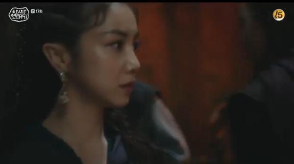 Hành động khác thường của Ta Gon khiến Tae Al Ha nhận ra Ta Gon đã thay đổi