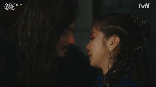 Sau khi Mihol chết, Tae Al Ha là người duy nhất biết được bí kíp luyện đồng. Tae Al Ha thách thức Ta Gon tra tấn mình khi cô đã mang thai đứa con của Ta Gon