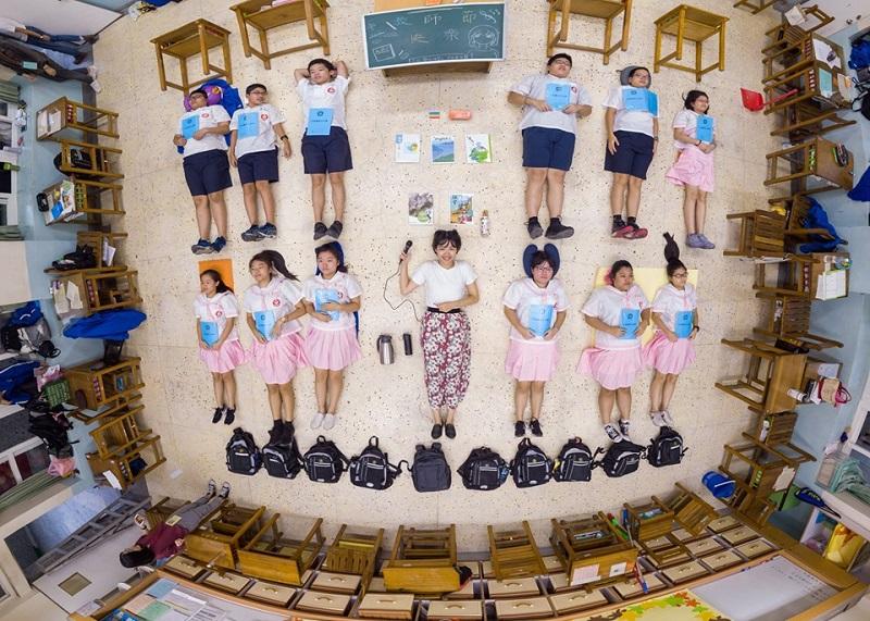 Giới trẻ Việt hưởng ứng trào lưu Tetris Challenge, bất ngờ nhất là bức ảnh của 'siêu phượt thủ' hút nghìn like 7