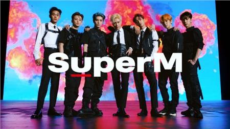 SuperM chính là nhóm nhạc được SM chi mạnh tay, chuẩn bị kế hoạch hợp tác cùng Marvel.