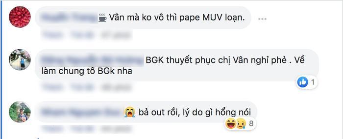 Bất ngờ với phản ứng của fan trước thông tin Á hậu Thúy Vân bị loại khỏi Top 60 Miss Universe Vietnam 2019 2