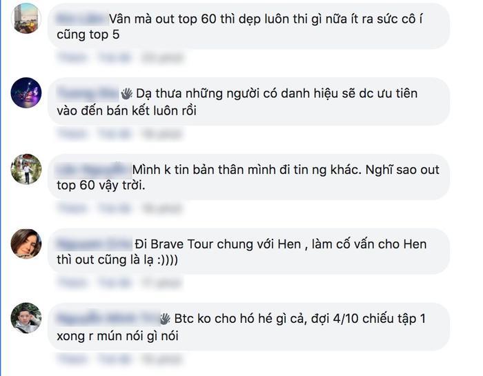 Bất ngờ với phản ứng của fan trước thông tin Á hậu Thúy Vân bị loại khỏi Top 60 Miss Universe Vietnam 2019 5