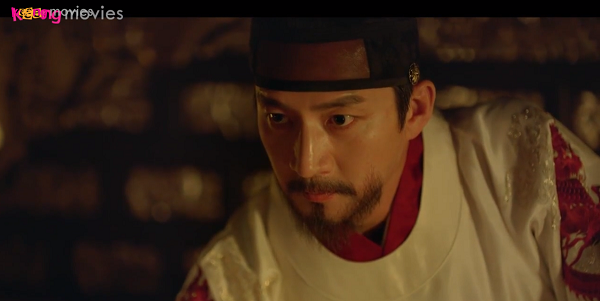 Hoàng Thượng vẫn đang ngầm điều tra về cái chết thực sự của Yoon Jeo.