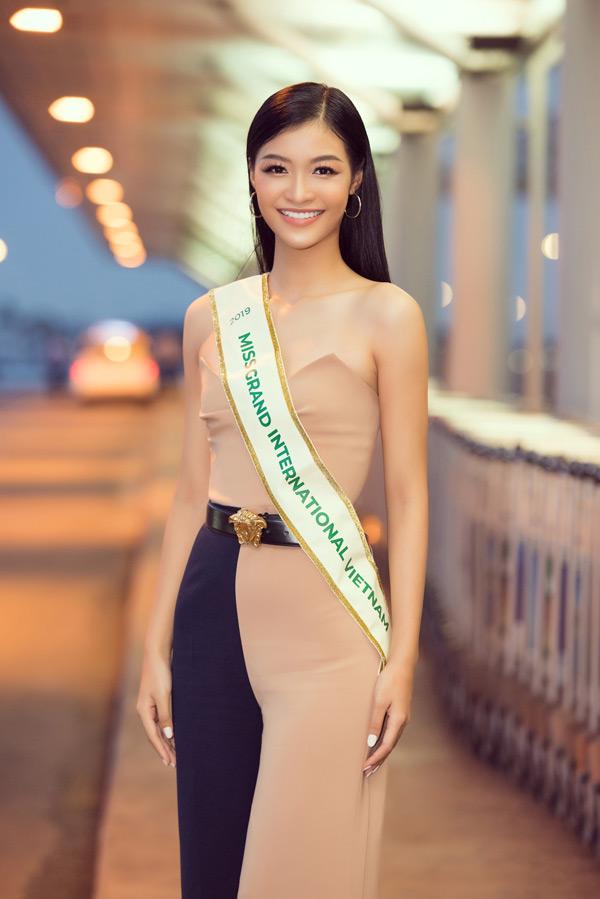 Trước giờ G, chuyên trang sắc đẹp quốc tế bất ngờ đưa Kiều Loan vào hot pick 'Super 11' Miss Grand International 0