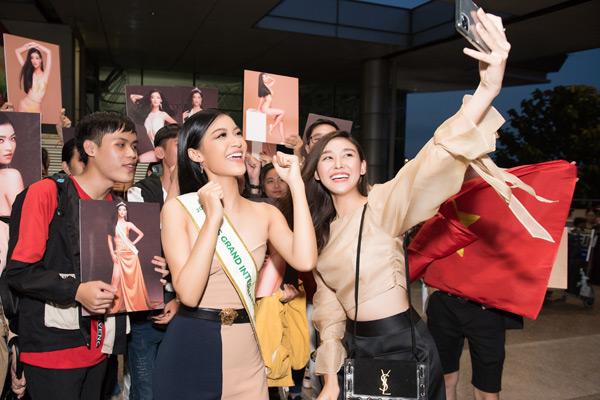 Trước giờ G, chuyên trang sắc đẹp quốc tế bất ngờ đưa Kiều Loan vào hot pick 'Super 11' Miss Grand International 3
