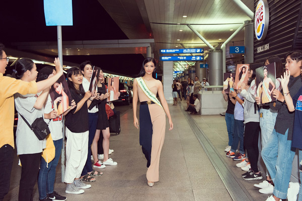 Trước giờ G, chuyên trang sắc đẹp quốc tế bất ngờ đưa Kiều Loan vào hot pick 'Super 11' Miss Grand International 4