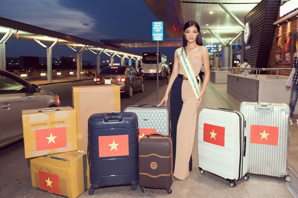 Trước giờ G, chuyên trang sắc đẹp quốc tế bất ngờ đưa Kiều Loan vào hot pick 'Super 11' Miss Grand International 5