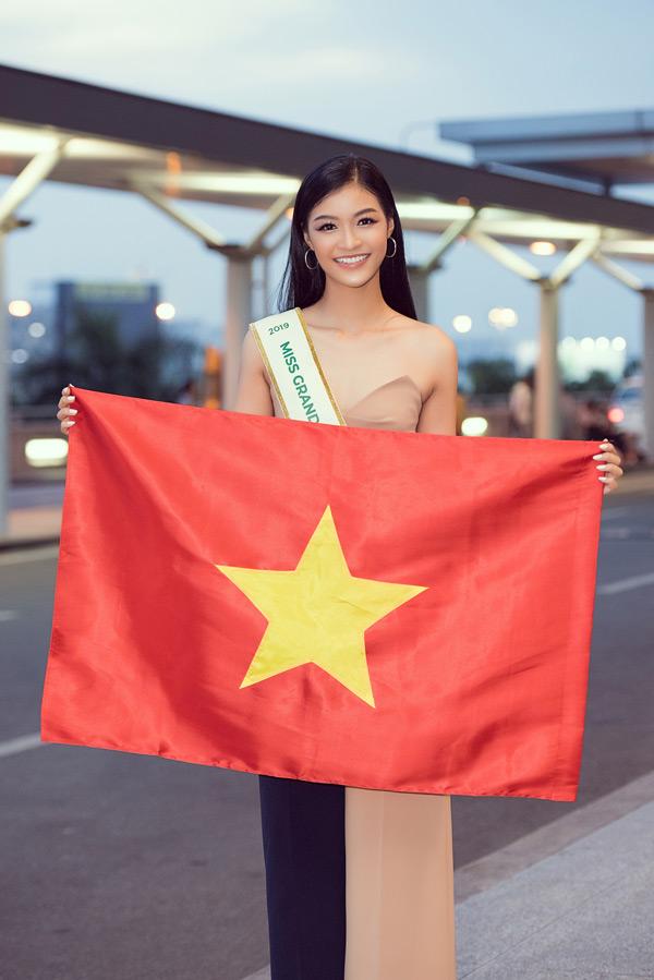 Trước giờ G, chuyên trang sắc đẹp quốc tế bất ngờ đưa Kiều Loan vào hot pick 'Super 11' Miss Grand International 6