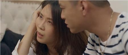 'Hoa hồng trên ngực trái' trailer tập 20: Khuê uống say khướt rồi kể xấu chồng cũ với Bảo, khán giả thắc mắc 'Ai trông bé Mun?' 2