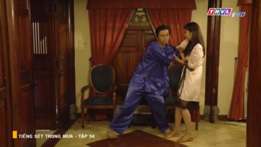 'Tiếng sét trong mưa' tập 34: Số nhọ như thầy thuốc của bà Hạnh Nhi, vừa tỏ tình xong đã mất việc ngay lập tức 9