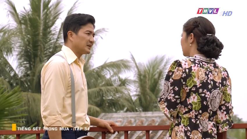'Tiếng sét trong mưa' tập 34: Số nhọ như thầy thuốc của bà Hạnh Nhi, vừa tỏ tình xong đã mất việc ngay lập tức 23