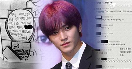 Taeyong (NCT) chính thức lên tiếng xin lỗi nạn nhân bị bắt nạt hồi trung học 1