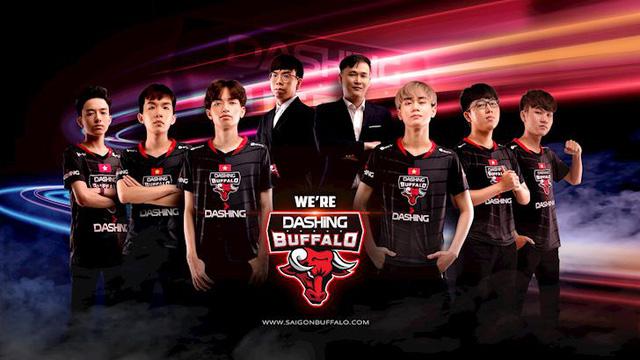 LMHT: HLV Ling Cao Thủ chia tay Dashing Buffalo chỉ sau một mùa giải 1