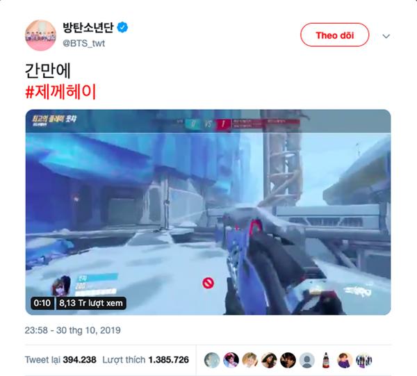 Đăng video game và ảnh selfie vào ngày xảy ra tai nạn, JungKook (BTS) bị netizen 'chửi bới' không thương tiếc 0