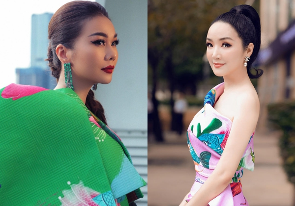 Thanh Hằng và Giáng Mycùng nhiều sao Việt đình đám sẽ trình diễn trong show