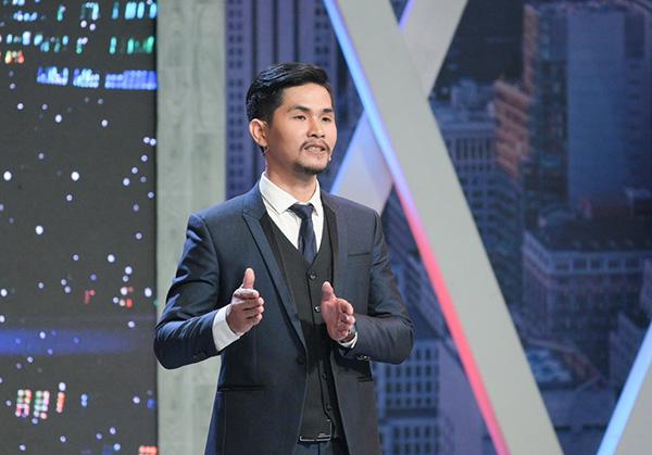 Thí sinh Nguyễn Kiến Trúc