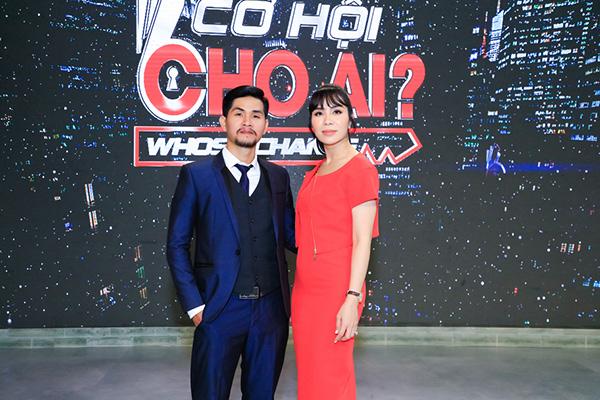 Với sự góp ý của vợ chưa cưới, chàngthạc sĩ kinh tế Nguyễn Kiến Trúc đã quyết định đầu quân về công ty của 'sếp' Lưu Nga.