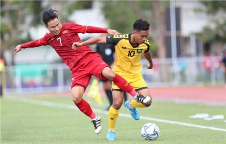Nếu bão đến Philippines thì không chỉ các trận đấu của U22 Việt Nam bị ảnh hưởng mà cả SEA Games cũng đối mặt với nguy cơ bị hoãn