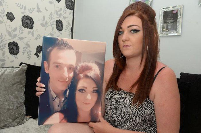 Abbie Wildeman vẫn chưa thể nào nguôi ngoai sau cái chết của vị hôn thê hồi tháng 5.
