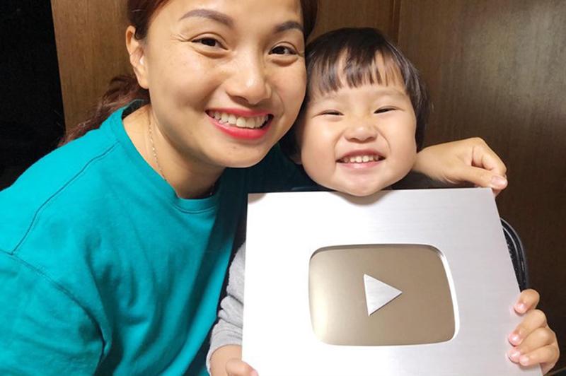 Kênh youtube Quỳnh Trần JP đã chính thức đạt 2 triệu subscribers 2