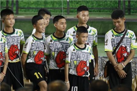 Thành viên đội bóng 'Lợn Hoang'