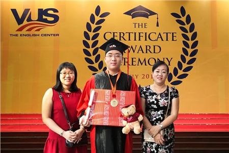 Thái Nguyễn Đăng Khoa – cậu học sinh lớp 8 đạt điểm IELTS 8.0