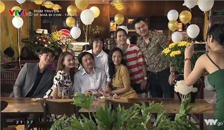 Mẫu số chung của nữ chính màn ảnh Việt năm qua: Từ Thu Quỳnh đến Hồng Diễm ai cũng nấu ăn giỏi như 'Vua đầu bếp', mở tiệm nườm nượp khách 2