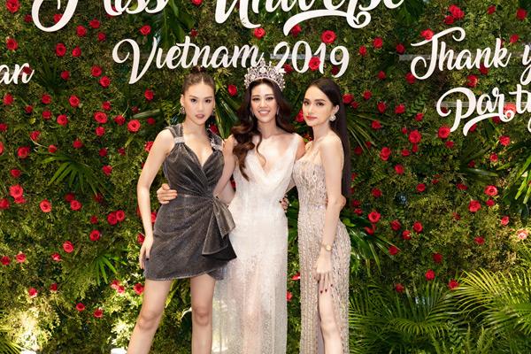 Siêu mẫu Quỳnh Hoa: Tôi luôn xem Hoa hậu Khánh Vân như một người đàn ông 0