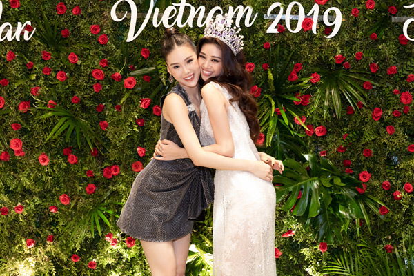 Siêu mẫu Quỳnh Hoa: Tôi luôn xem Hoa hậu Khánh Vân như một người đàn ông 1