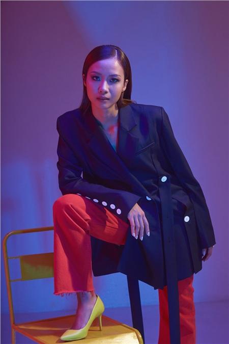 Nữ rapper, ca sĩ, nhạc sĩ Suboi