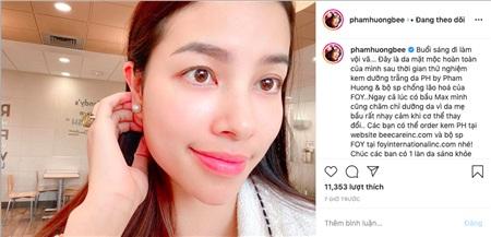 Phạm Hương lại bị 'bóc phốt' khi PR sản phẩm dưỡng da lưu hành bất hợp pháp 0