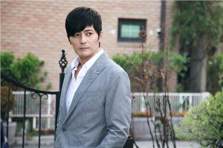 Tạo hình của Jang Dong Gun trong Phẩm giá quý ông