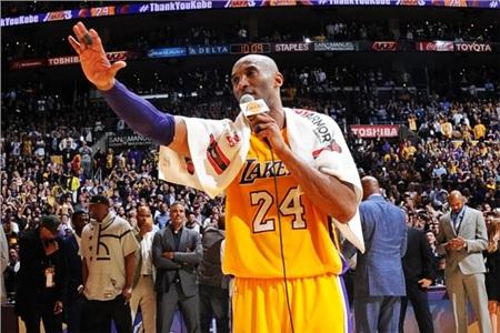 Kobe Bryant: Chỉ là cầu thủ tay ngang sang làm phim nhưng thành công hơn cả mong đợi 0