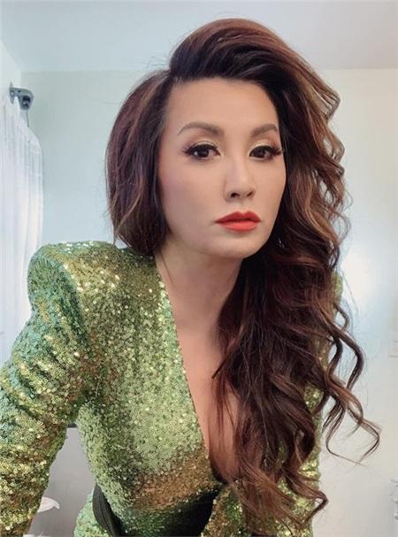 Trizzie Phương Trinh chia sẻ có tình yêu mới sau 6 năm ly hôn.
