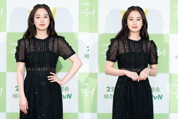 Lần đầu đảm nhận vai trò 'người mẹ' trên màn ảnh, Kim Tae Hee đã nỗ lực hết mình để hoàn thành xuất sắc nhiệm vụ.