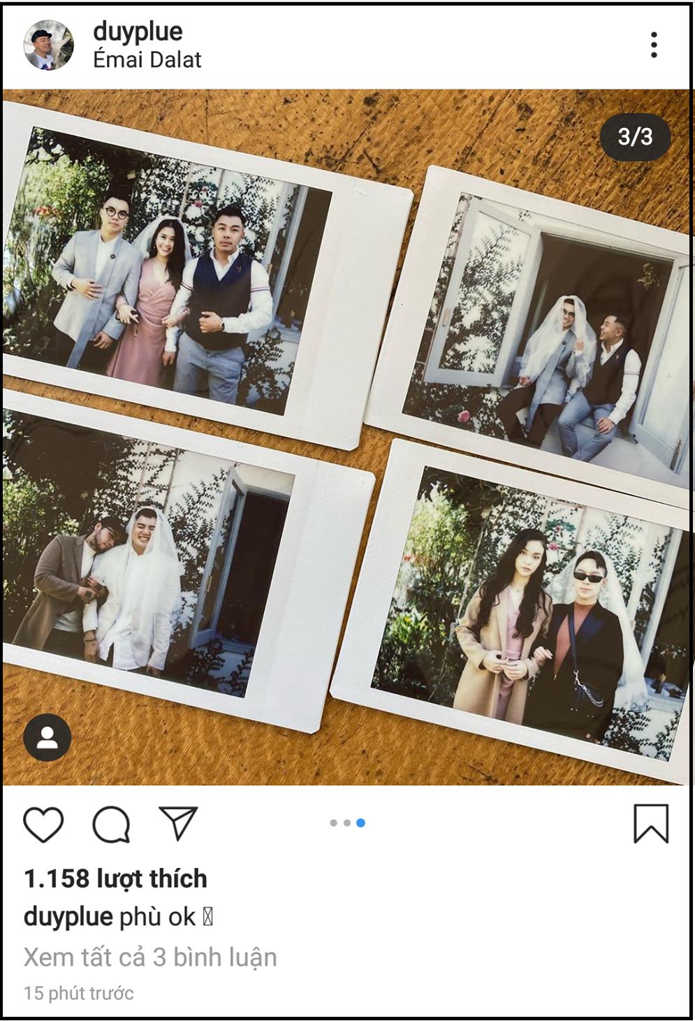 Hội bạn thân 'nô nức' khoe ảnh đi đám cưới Hoàng Touliver và Tóc Tiên 5