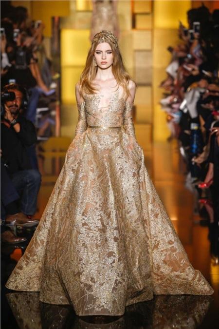 Show Haute Couture của Elie Saab