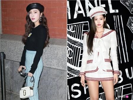 Jessica và Jennie là hai cô gái đó