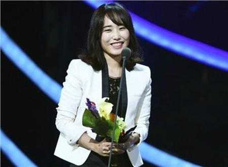 Biên kịch Park Ji Eun.