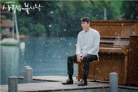 Ri Jeong Hyuk muốn trở thành nghệ sĩ chơi piano.