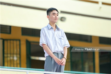 Anh chàng lớp 11 tự ti về thân hình gầy gò…