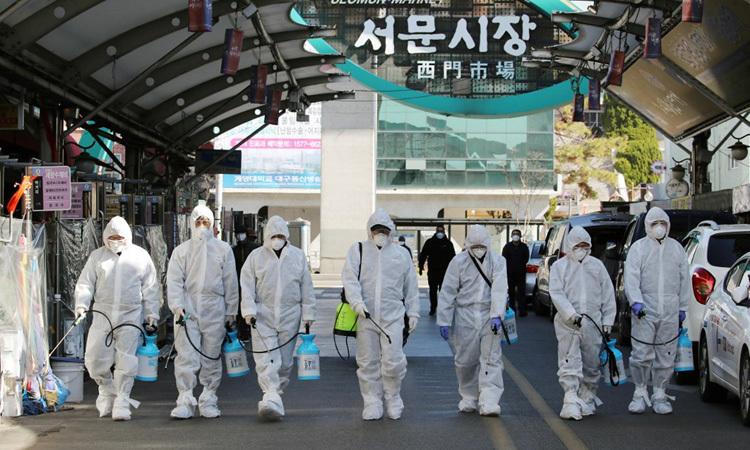 HOT: Bệnh nhân số 31 tại Hàn Quốc không phải là người 'siêu lây nhiễm'? 1