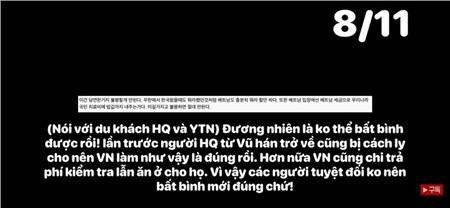 Các YouTuber người Hàn đồng loạt đăng video kèm hashtag #apologizetoVietNam sau sự việc rùm beng tại Đà Nẵng 9