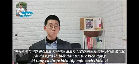 Kênh YTN cũng bị yêu cầu dỡ bỏ bài phỏng vấn tại Hàn Quốc