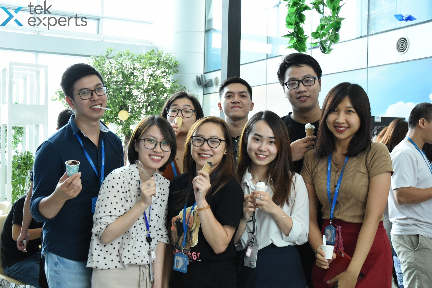 Tek Experts và chặng đường 7 năm tại Việt Nam 2
