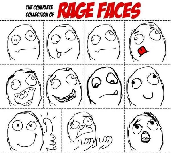 Khuông mặt huyền thoại này là một trong những meme phổ biến xuất phát từ mạng xã hội phương Tây.