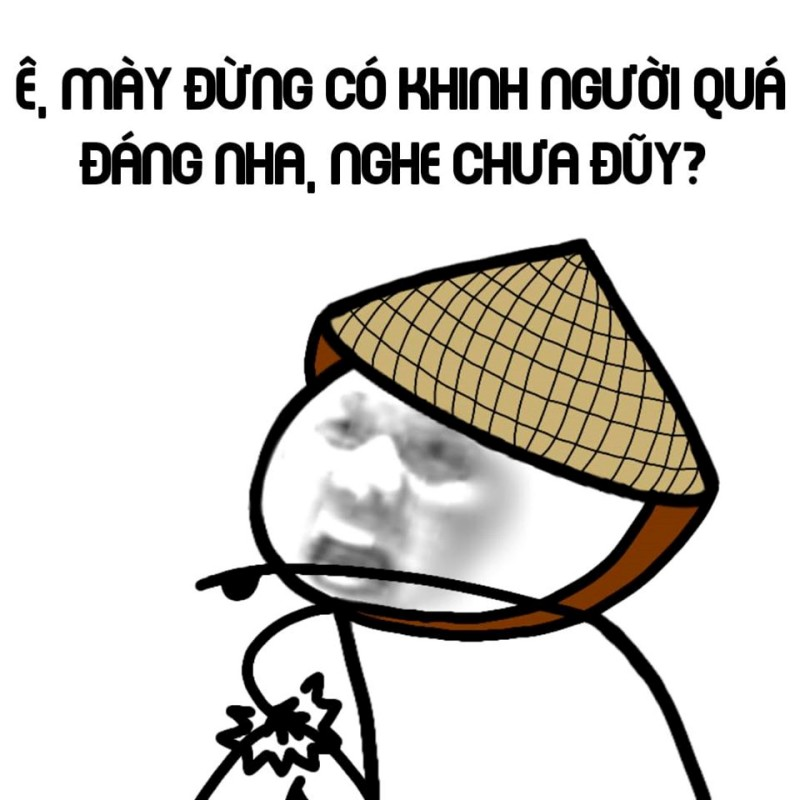 Dân mạng Việt tự chế bộ ảnh comment 'made in Vietnam' với nón lá, dép tổ ong, cháo hành 11