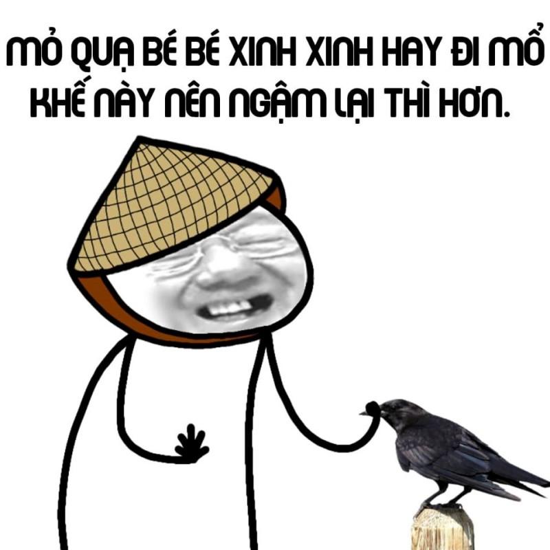 Dân mạng Việt tự chế bộ ảnh comment 'made in Vietnam' với nón lá, dép tổ ong, cháo hành 12